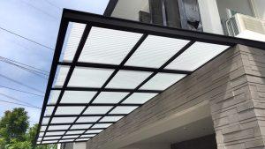 แผ่นโปร่งแสงดีอย่างไร เมื่อนำมาใช้ต่อเติมบ้าน?